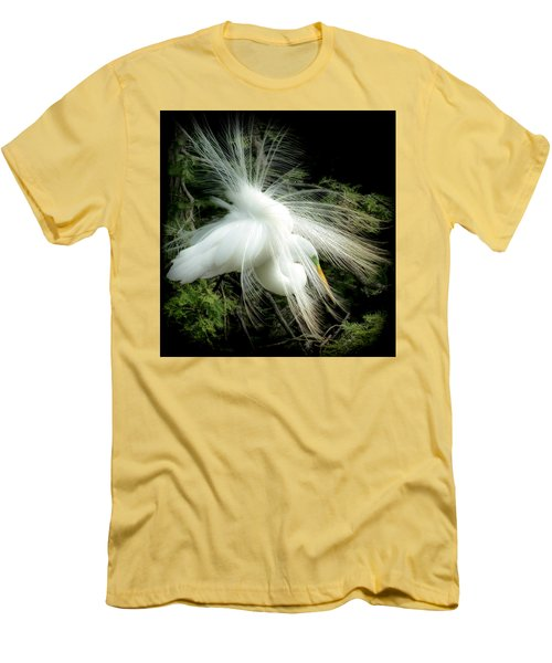 Elegance Of Creation Men's T-Shirt (Slim Fit) by Karen Wiles