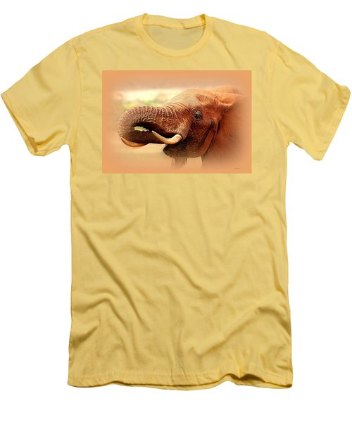 Extinction Is Forever Men's T-Shirt (Athletic Fit)
