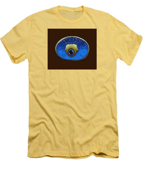 Eye Pod Men's T-Shirt (Slim Fit) by Kevin Caudill
