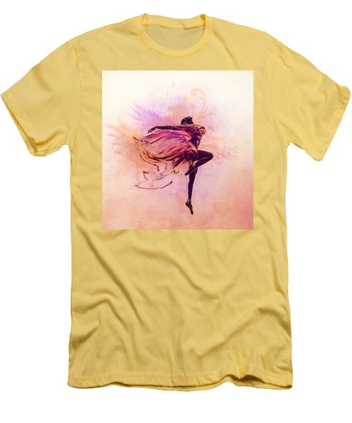Fairy Dance Men's T-Shirt (Athletic Fit)