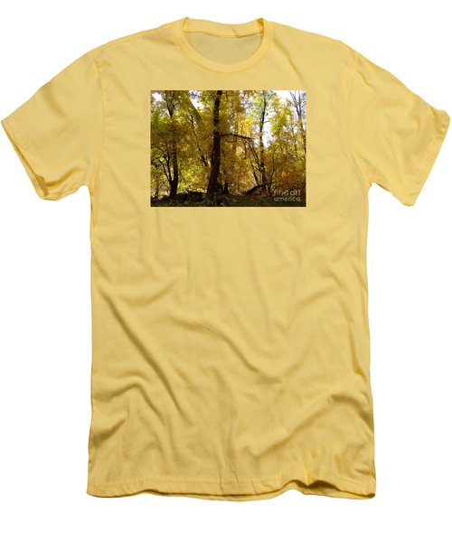 Fall Colors 6169 Men's T-Shirt (Athletic Fit)