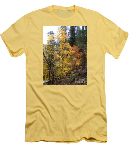 Fall Colors 6368 Men's T-Shirt (Athletic Fit)