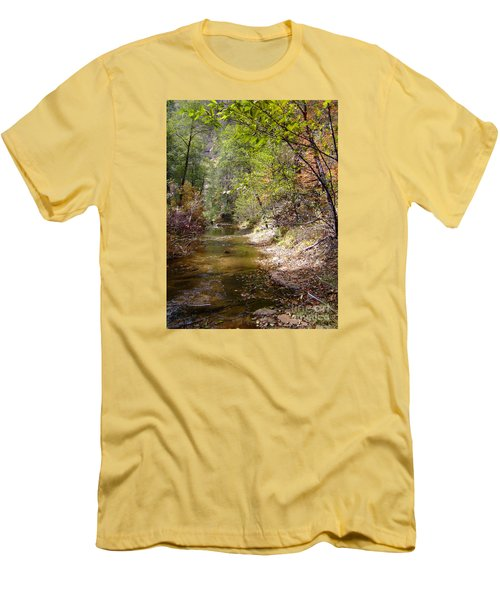Fall Colors 6379 Men's T-Shirt (Athletic Fit)