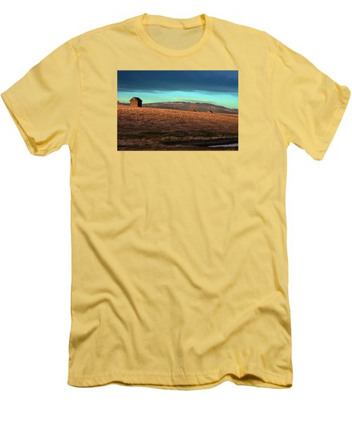 First Light Men's T-Shirt (Slim Fit) by Ed Hall