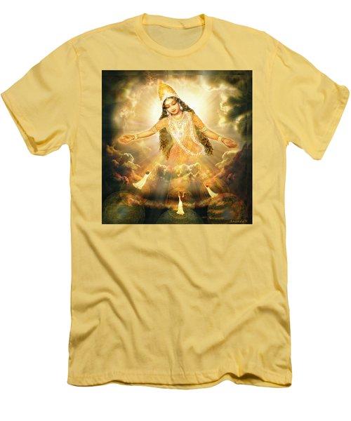 Flying Home Men's T-Shirt (Slim Fit) by Ananda Vdovic