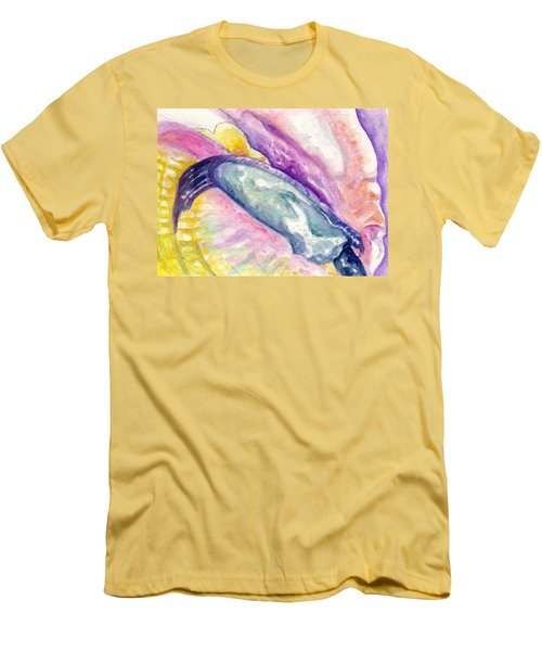 Foot Of Conch Men's T-Shirt (Athletic Fit)