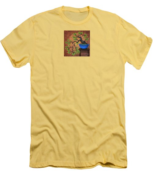 Men's T-Shirt (Athletic Fit) featuring the painting Forgotten by Jane Bucci