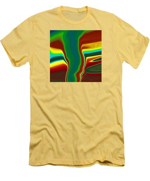 Funnel Cloud  C2014 Men's T-Shirt (Athletic Fit)