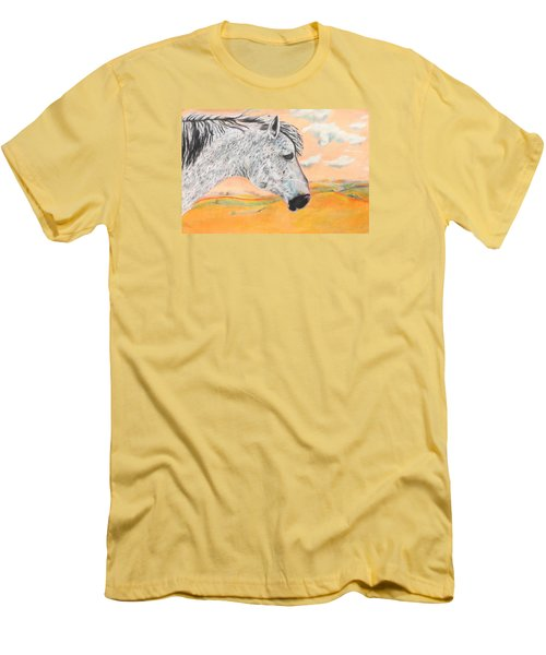 Golden Sky Men's T-Shirt (Athletic Fit)