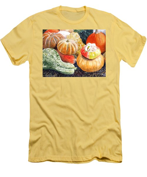 Gourds Men's T-Shirt (Athletic Fit)