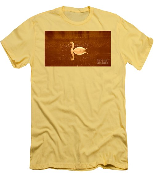 Grace Men's T-Shirt (Slim Fit) by Kenneth Clarke