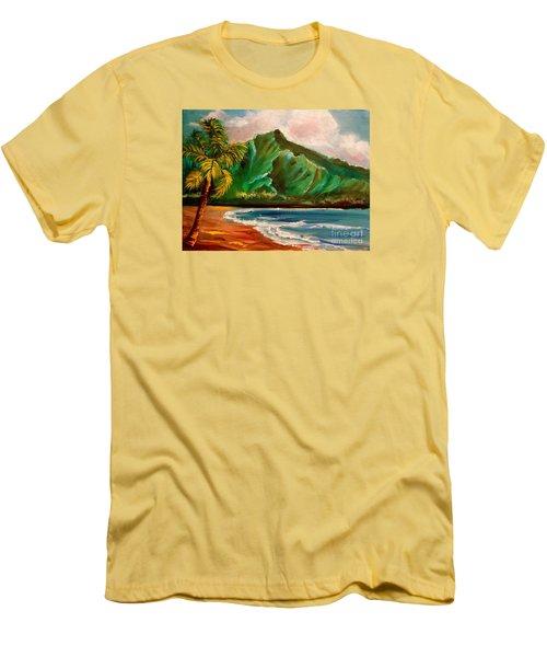 Hanalei Bay Men's T-Shirt (Athletic Fit)