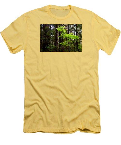 Highlight Men's T-Shirt (Slim Fit) by Chad Dutson