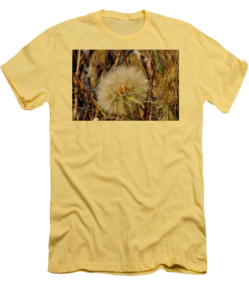 Men's T-Shirt (Athletic Fit) featuring the photograph His Glory In The Details by Tikvah's Hope