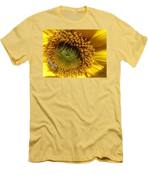 Hopeful - Signed Men's T-Shirt (Athletic Fit)