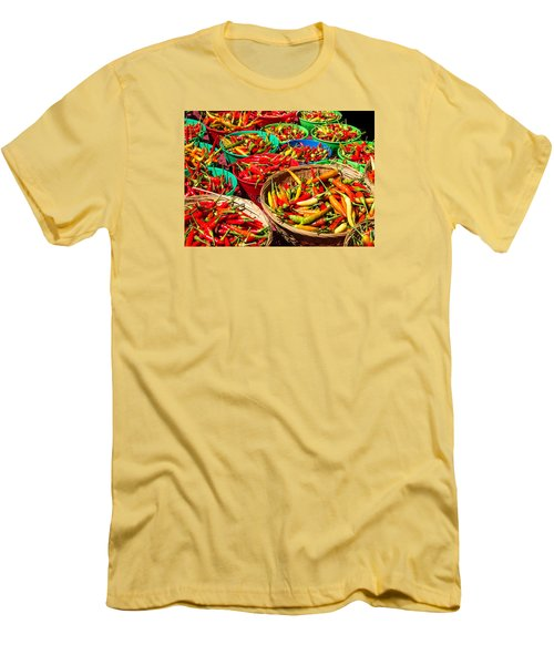 Hot Chili's Men's T-Shirt (Athletic Fit)