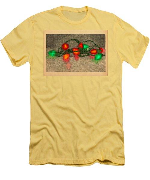 Illumination Variation #5 Men's T-Shirt (Athletic Fit)
