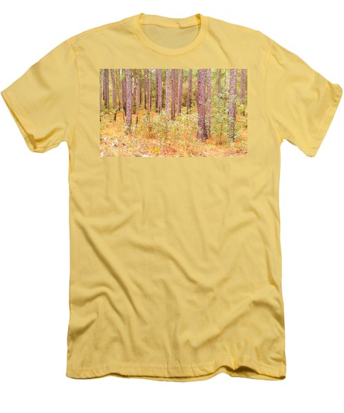 Imaginary Forest Men's T-Shirt (Slim Fit)