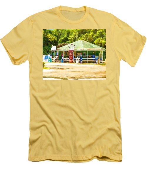 Indian Pass Men's T-Shirt (Athletic Fit)