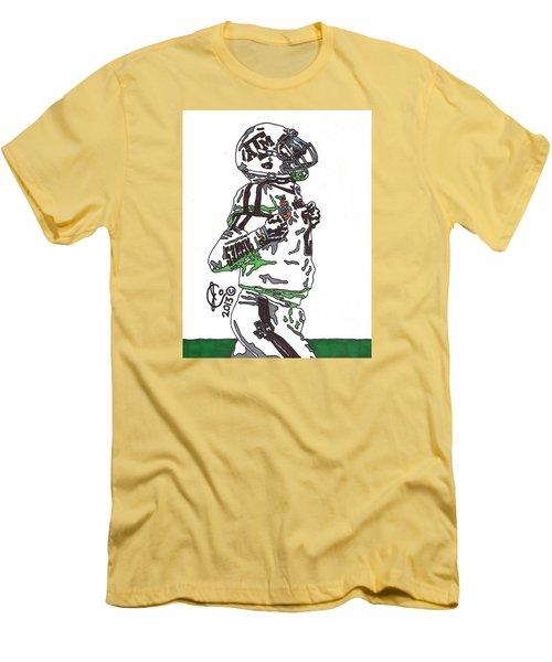 Johnny Manziel 4 Men's T-Shirt (Athletic Fit)