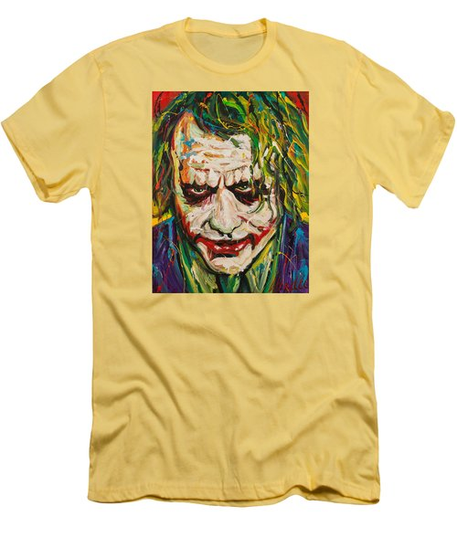 Joker Men's T-Shirt (Athletic Fit)