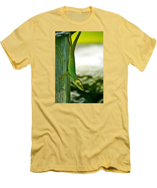 Just Hanging... Men's T-Shirt (Athletic Fit)