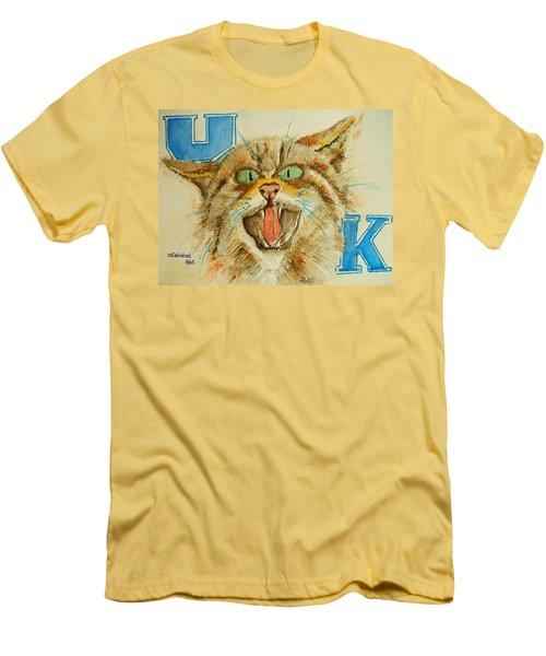 Kentucky Wildcats Men's T-Shirt (Athletic Fit)