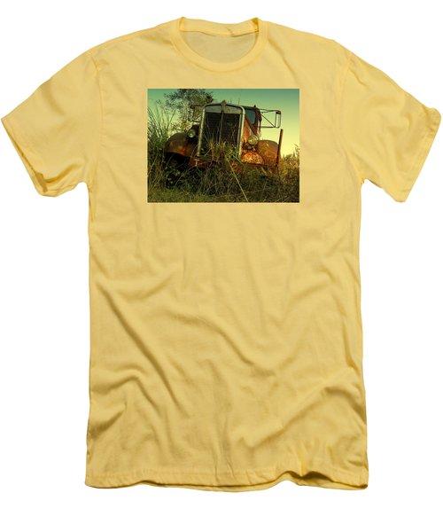 Kenworth 2 Men's T-Shirt (Slim Fit) by Salman Ravish