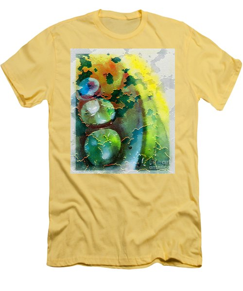 Kernodle On The Half Shell Men's T-Shirt (Slim Fit) by Bellesouth Studio