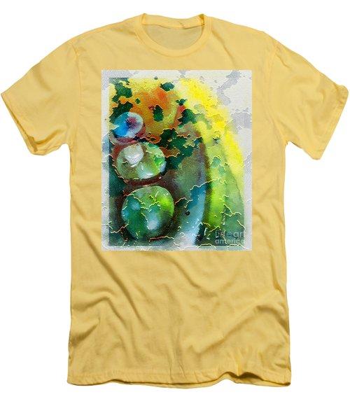 Kernodle On The Half Shell Men's T-Shirt (Slim Fit)