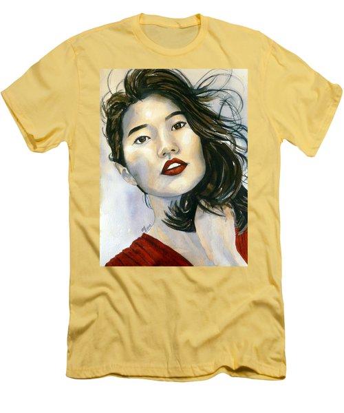 Kiyomi Men's T-Shirt (Athletic Fit)