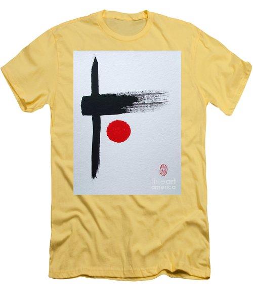 Kyosaku Men's T-Shirt (Slim Fit) by Roberto Prusso