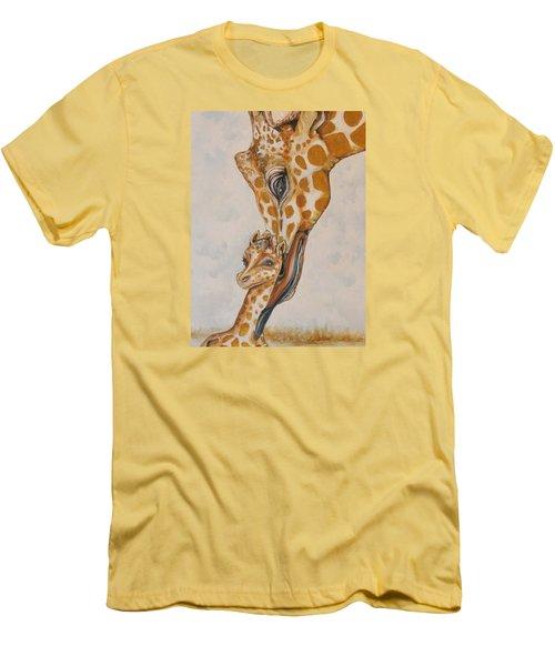 Last Minute Clean Up Men's T-Shirt (Athletic Fit)