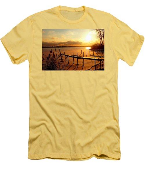 Last Winter ? Men's T-Shirt (Athletic Fit)