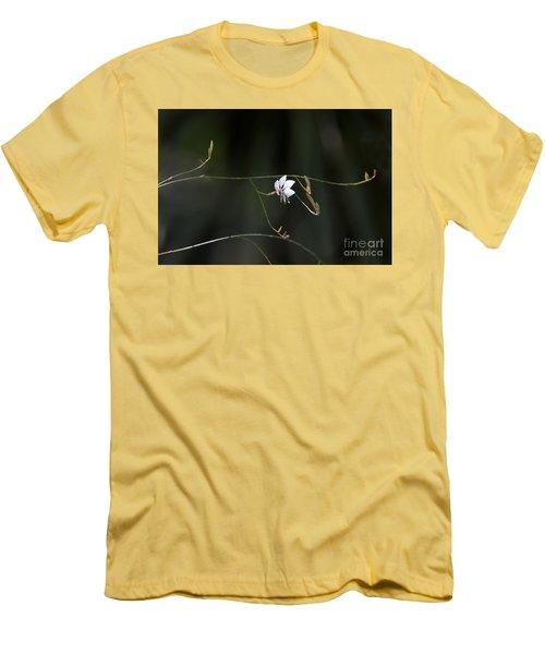 Let The Children Sing. Men's T-Shirt (Slim Fit) by Kathy McClure