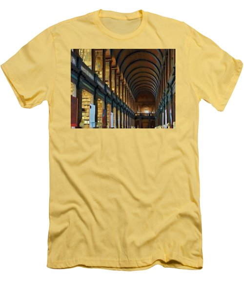 Long Room Men's T-Shirt (Athletic Fit)