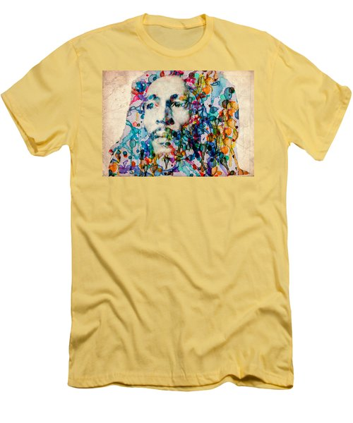 Marley 2 Men's T-Shirt (Athletic Fit)