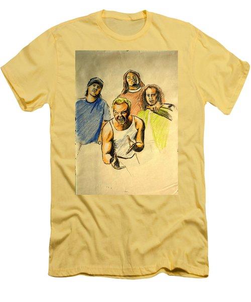 Mettalica Men's T-Shirt (Athletic Fit)