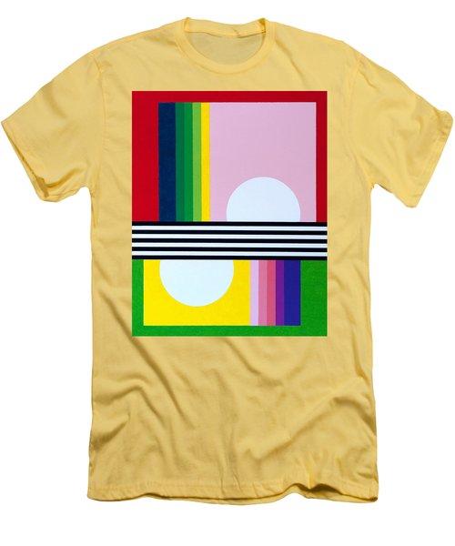 Mid Century Resolution Men's T-Shirt (Athletic Fit)