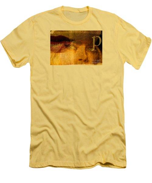 Miss P Men's T-Shirt (Athletic Fit)