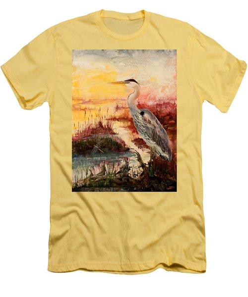 Morning Has Broken Men's T-Shirt (Athletic Fit)