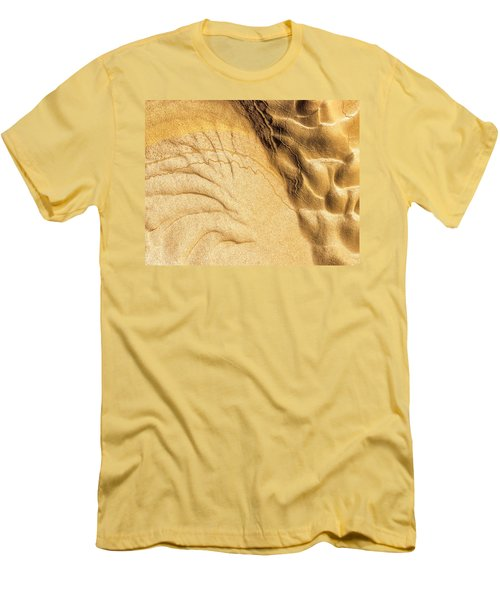 Mud Flare Men's T-Shirt (Athletic Fit)