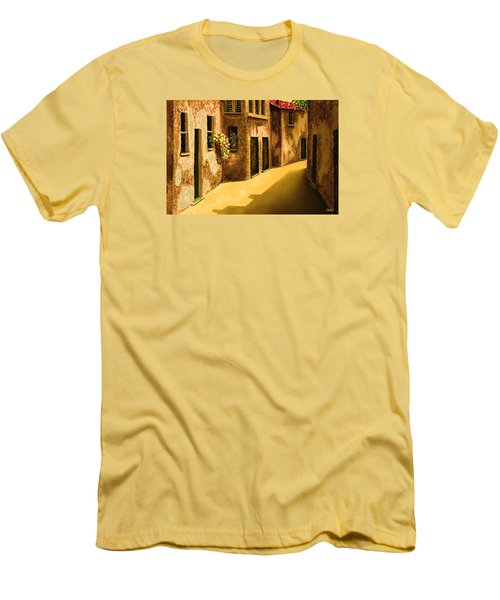 Narrow Street Men's T-Shirt (Athletic Fit)