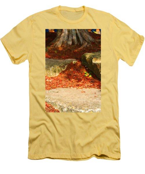 Nome Land Men's T-Shirt (Slim Fit) by Jamie Lynn