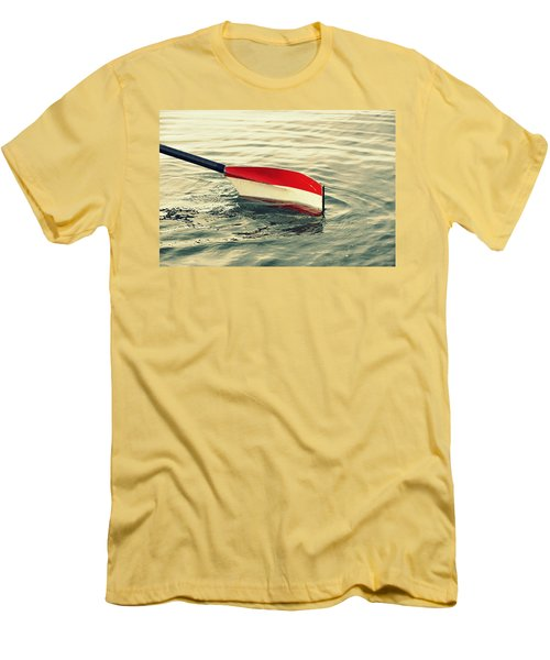 Oar Men's T-Shirt (Athletic Fit)