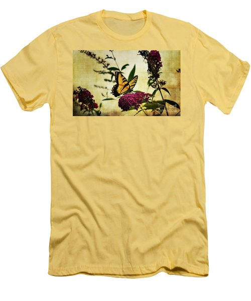 One Summer Day  2 Men's T-Shirt (Athletic Fit)