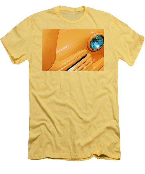 Orange Car Men's T-Shirt (Athletic Fit)