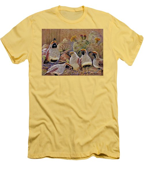 Papa Grande Men's T-Shirt (Slim Fit) by Marilyn Smith