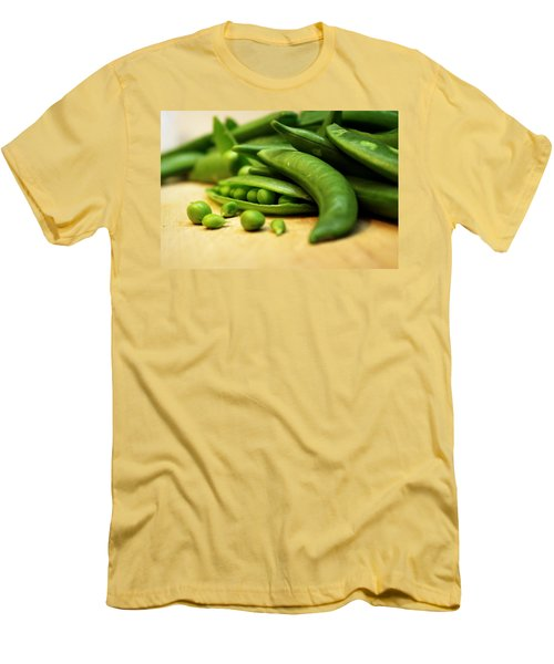 Pea Pods Men's T-Shirt (Athletic Fit)