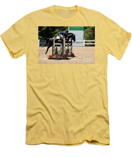 Perfect Form Jumper Men's T-Shirt (Athletic Fit)